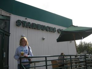 Malibu Country Mart Starbucks