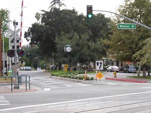 Intersection of Mission andMeridian