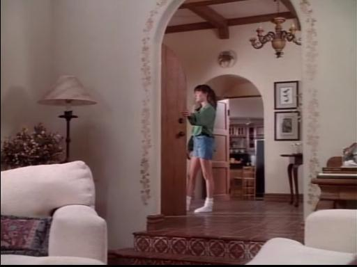 The Inside Of The Walsh House From Quot Beverly Hills 90210